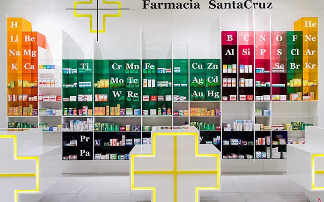 Quedamos en la farmacia