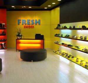 Zapatería Fresh